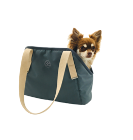 SIMPLY SMALL Hundetasche Simply Small - Dunkelgrau