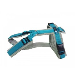 Anny X AnnyX harness for small dogs - special colour grey/teal