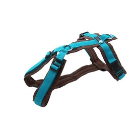 Anny X AnnyX harness for small dogs - special colour braun/teal