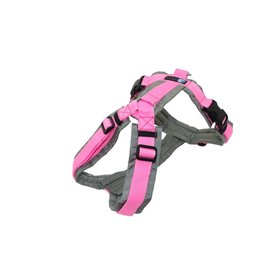Anny X AnnyX harness for small dogs - special colour grey/pink