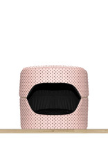 Milk & Pepper dog cave pink, Maison Ronde Lovely Pink