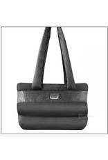 Dog carrier Milk & Pepper black