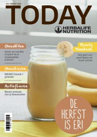 Herbalife Today Magazine Herfst 2018
