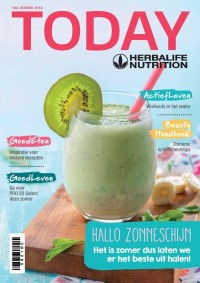 Herbalife Today Magazine Zomer 2018