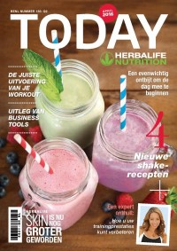 Herbalife Today Magazine Lente 2016