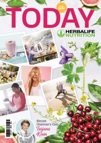 Herbalife Today Magazine Zomer 2016