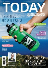 Herbalife Today Magazine Zomer 2017