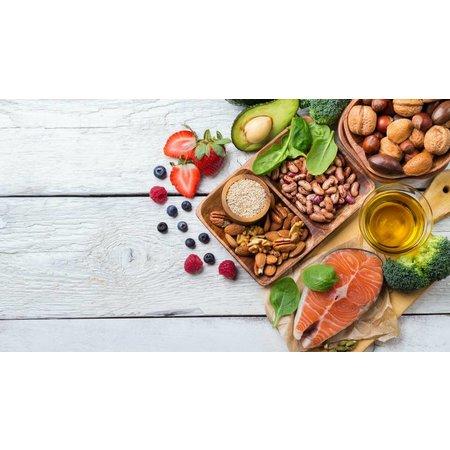 Gezond eten om op een gezonde manier af te vallen