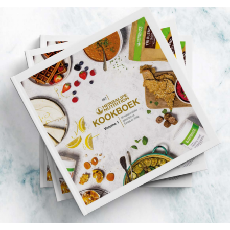 NEW: Herbalife Kookboek