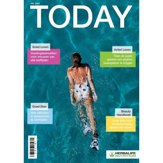 GRATIS: Herbalife Today Magazine Bij Elk Order