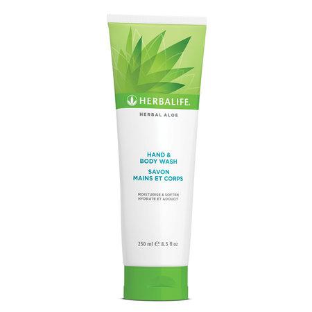 Herbal Aloë Hand & Body Wash