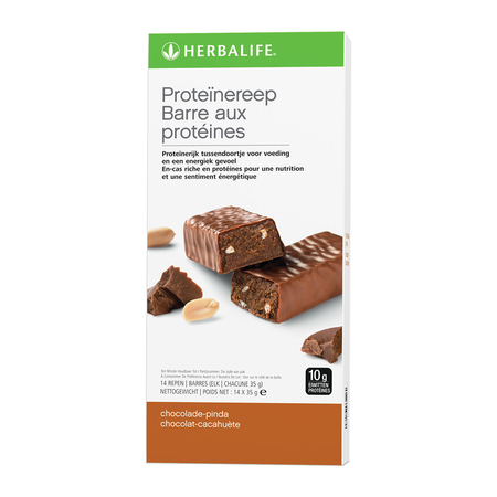 Herbalife proteïnereep Chocolade pinda