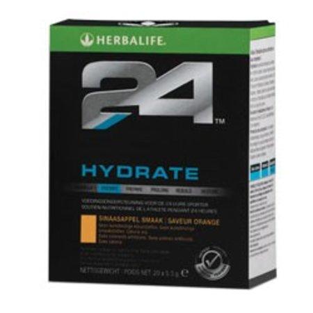 Hydrate sinaasappelsmaak