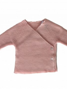 Babidu Baby vest light pink