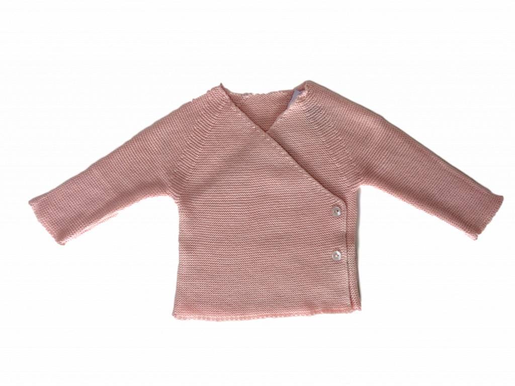 Roze Babykleding.Babyvestje Licht Roze Littlebabytreasures Nl Little Baby Treasures