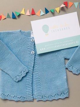 Macilusion vest blue