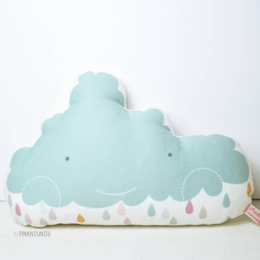 PinkNounou Happy Cloud kussen