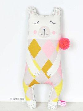PinkNounou Flower backpack