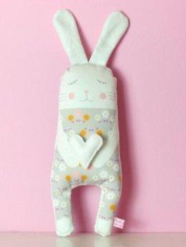PinkNounou Miss Bunny Knuffel