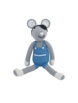 Sindibaba Pirate Mouse Cuddle