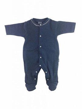 Babidu Babysuit flags - dark blue