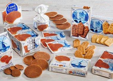 Delft Blue Stroopwafels