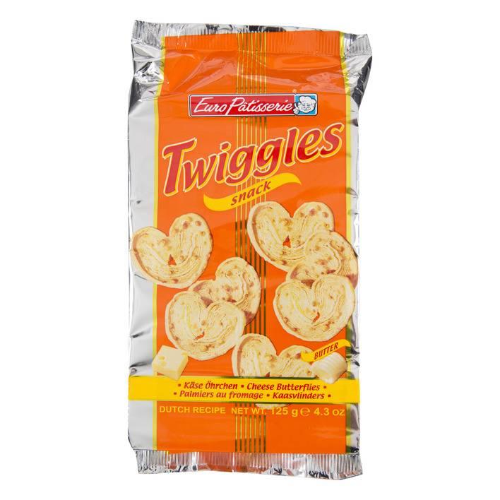 Dutch Kaasvlinders Snack