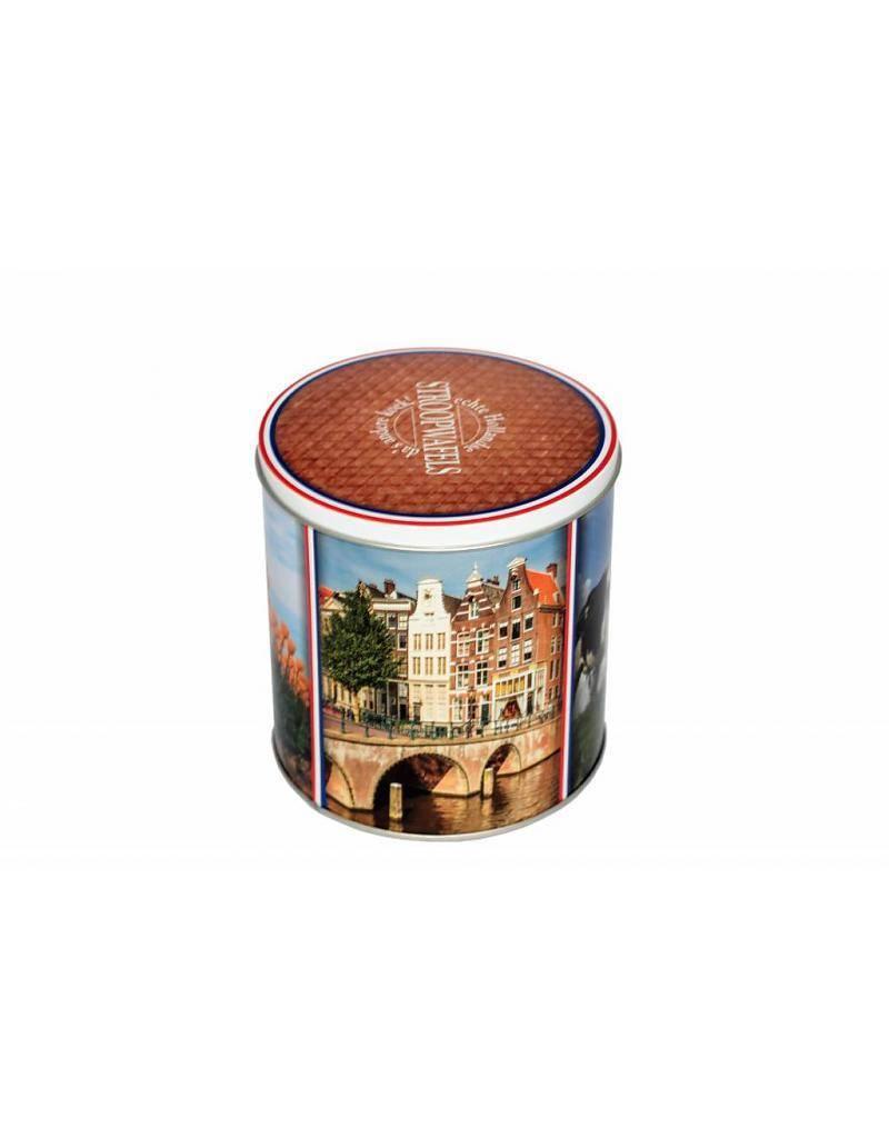 Stroopwafel Dutch Box  (doos 12 blikken)