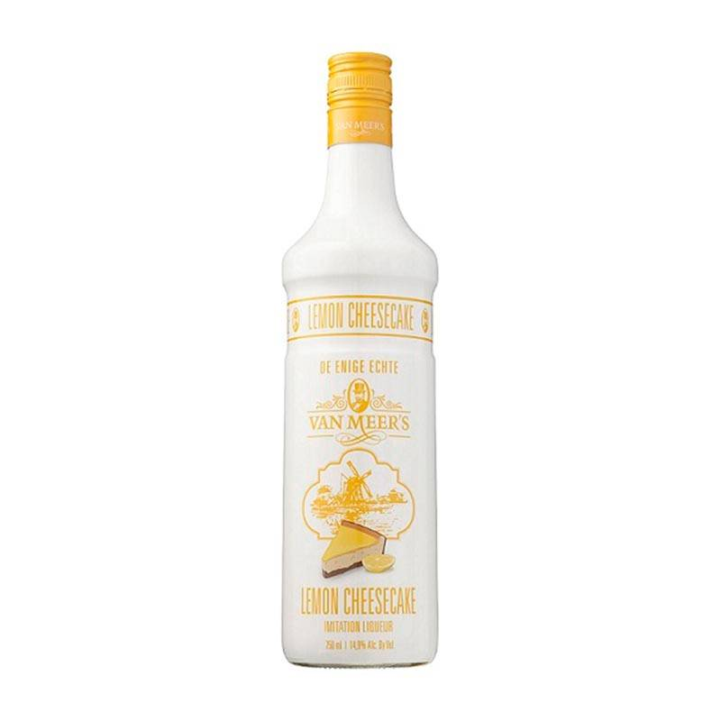 Van Meers Lemon Cheesecake Likeur (750ML)