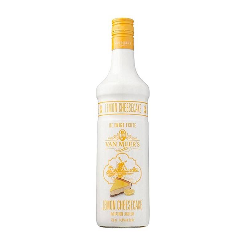 Van Meers Lemon Cheesecake Liqueur (750ML)