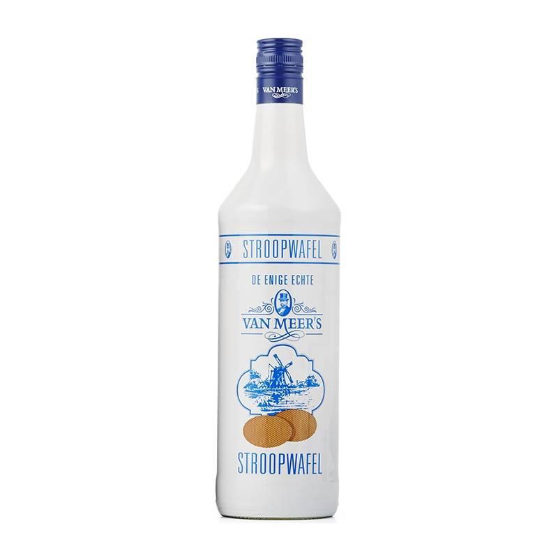 Van Meers Stroopwafel Likeur Van Meers 1 liter