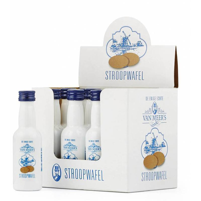 Van Meers Stroopwafel Liquor Van Meers Try-Out Shots