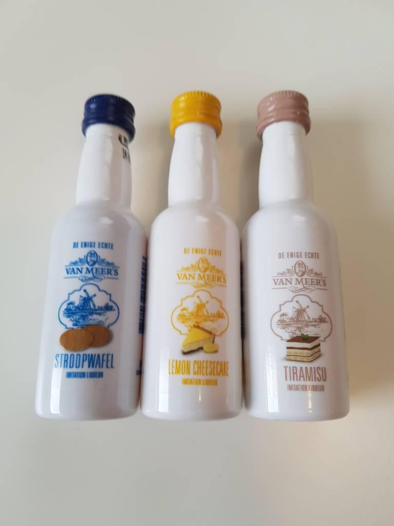 Van Meers Liquor mixed tray (12 shots)special