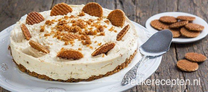 Stroopwafel Herfst Heaven Cheesecake Special