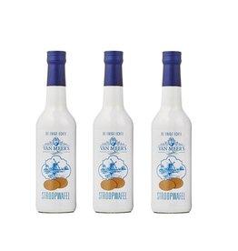 Van Meers Van Meers Stroopwafel Liquor triple Set 0,35L