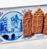Delft Blue Stroopwafel Experience Delicious Delft Blue Amsterdam Speculaasjes
