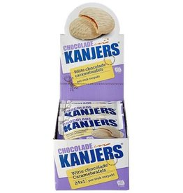 Kanjers Kanjers Witte Caramel Chocolade Display Box