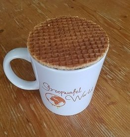 Stroopwafel World The perfect stroopwafel mug