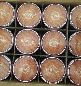 Stroopwafel Dutch Tin (box 12 tins)
