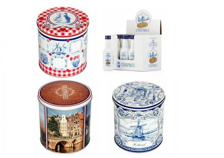 Delicous Dutch Stroopwafel Set