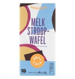 Stroopwafel Chocolade Reep
