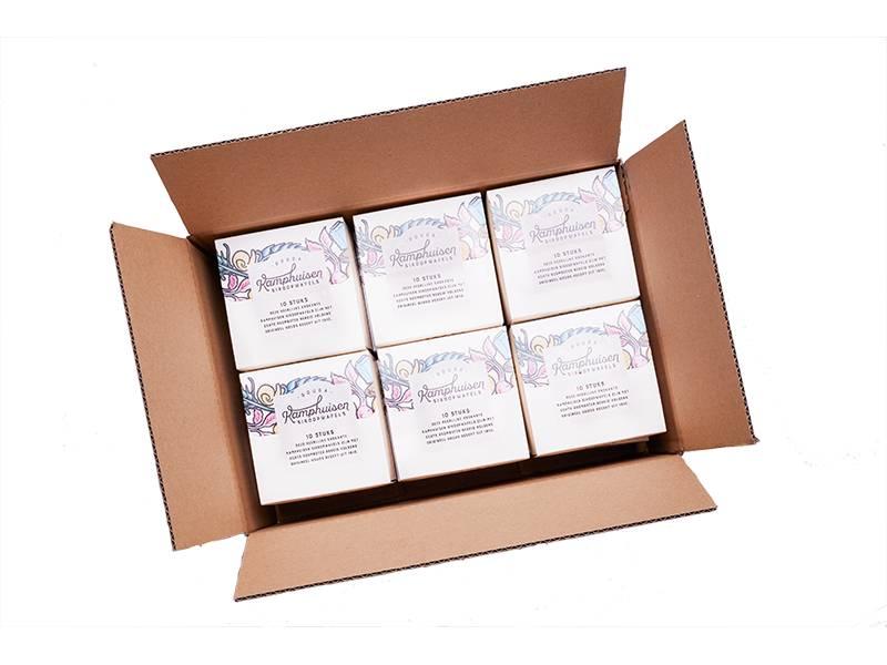 Gouda Kamphuisen Siroopwafels Kamphuisen Stroopwafels (Siroopwafels) - Gift Boxes