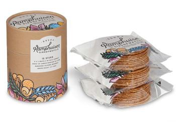 Gouda Kamphuisen Siroopwafels Kamphuisen Stroopwafels (Siroopwafels) Gift Tins