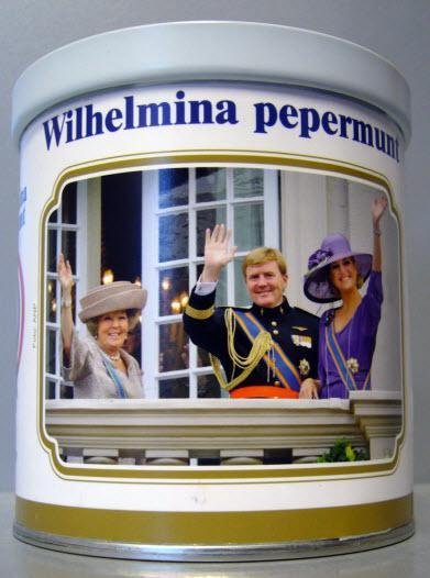 Dutch Peppermint in tin box
