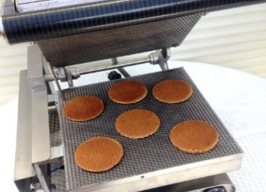 Stroopwafel Equipment