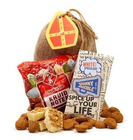 Jute Sinterklaas Zak (bulk)
