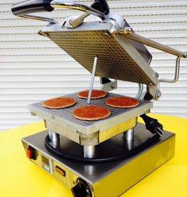 Krachtige Stroopwafel Machine