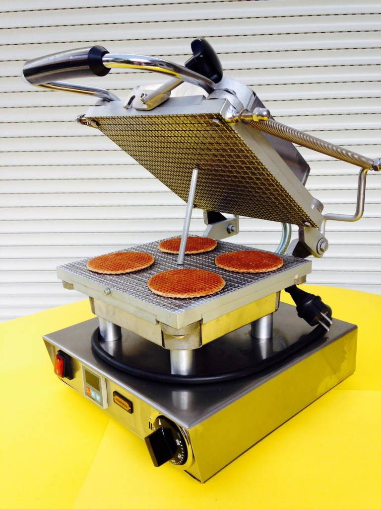 Stroopwafel Iron Advanced