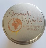 Stroopwafel World Kerst Cadeau (eigen ontwerp)