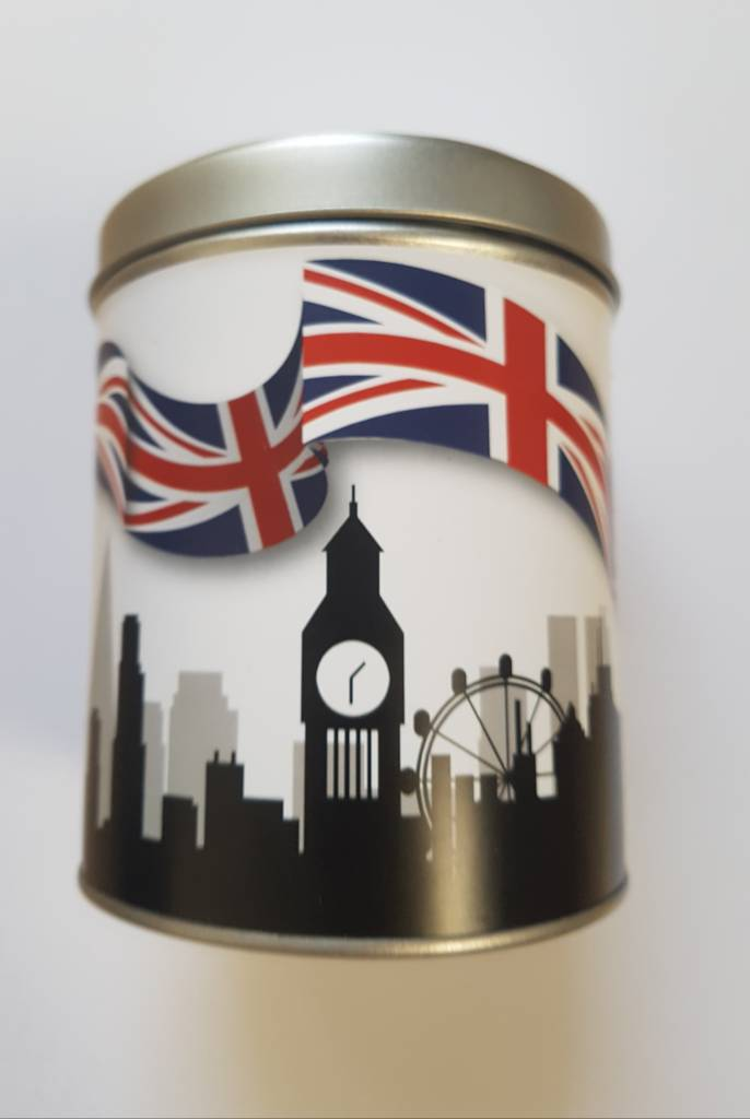 British Customize Stroopwafel Tin